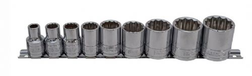 "Whitworth Socket Set - 1/2"" Drive - DA1663"
